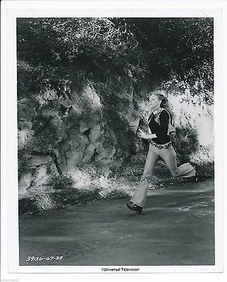 "A Cry In The Wilderness-Joanna Pettet-Universal TV 8"" X 10"" B&W Photo-#671-1974"