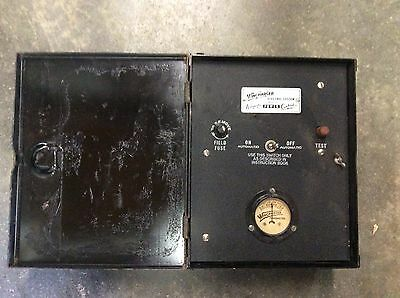 Wincharger - Amp Meter and Voltage Control Relay - Automatic Power Control