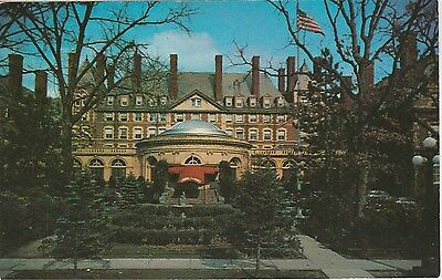 Laurel in the Pines Lakewood New Jersey Vintage Postcard Chrome