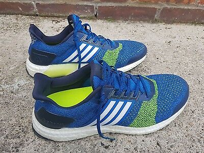 Adidas Ultra Boost ST shoes size 10.5 UK