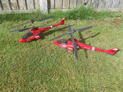 2 * Blade CX2 Helicopter RC Radio Controlled
