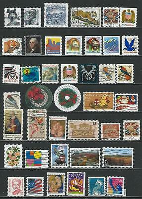 #7666 US Interesting Lot Used Stamps