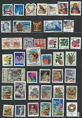 #7667 US Interesting Lot Used Stamps
