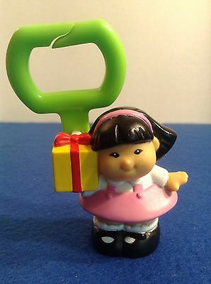 Fisher Price Little People Sonya Lee Clip On