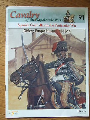 DEL PRADO- CAVALRY-NAPOLEONIC WARS -No 91 SPANISH GUERRILLAS PENINSULA WAR
