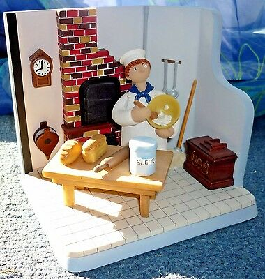 CGS01 Camberwick Green Micky Murphy in his Bakery Ltd Ed MIB