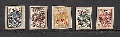 POLAND STAMPS  UNUSED    .Rfno.288.