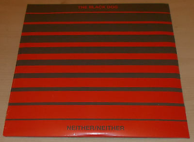 "THE BLACK DOG-NEITHER/NEITHER-2015 3x12"" VINYL LP-APHEX TWIN-NEW & SEALED"