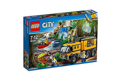 LEGO City Mobile jungle lab