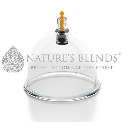 250 Nature's Blends Hijama Cups Cupping Therapy B1+6.75cm Free Next Day Delivery