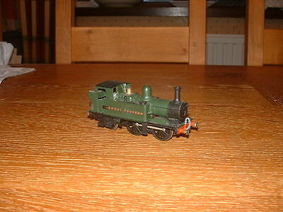 KIT BUILT GWR 14XX 0-4-2T LOCO No 1442 in GWR Green Livery 00 gauge