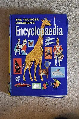 The Younger Children's Encyclopaedia  - Old Book 1973