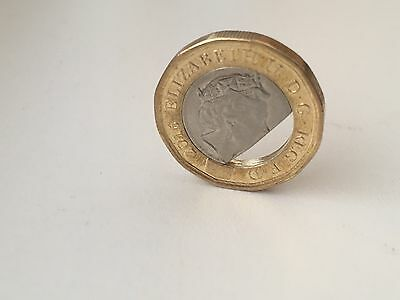 New 2016 £1 pound coin 12 Sided