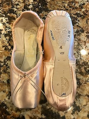 Freed CUSTOM Pointe Shoes 4.0 noX CROWN Maker NEW, Multiple Pairs Available!