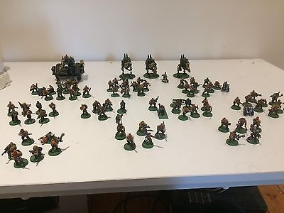Warhammer 40k Catachan Imperial Guard Army