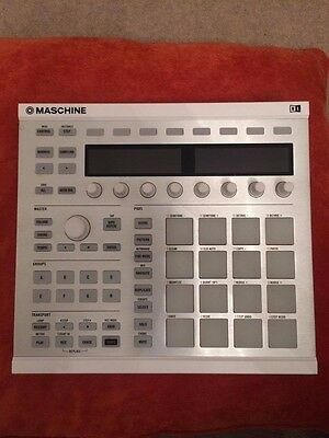 Maschine MK2 White - Used once, hardware + software