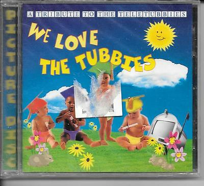 We Love the Tubbies : A Tribute to the Teletubbies (CD) NEW