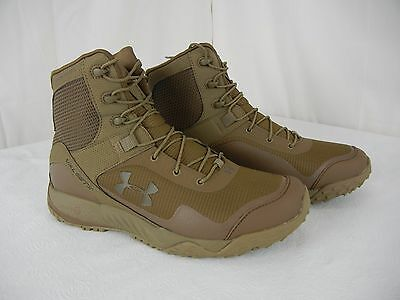 Under Armour UA Valsetz RTS Coyote Tactical Brown Boot Sz 11.5 NEW!!