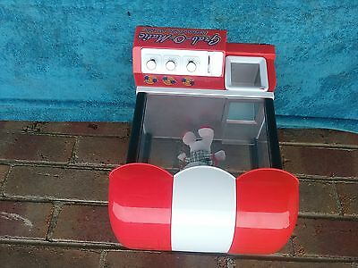 Grab-O-Matic Personal Candy Grab Machine Exellent Working Order Awsome To Have