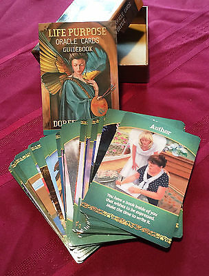 Doreen Virtue Life Purpose Oracle card pack