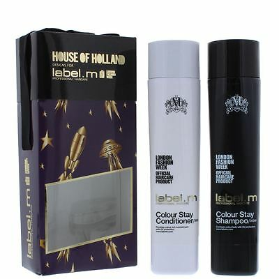 label.m House Of Holland Colour Stay Duo - Shampoo & Conditioner