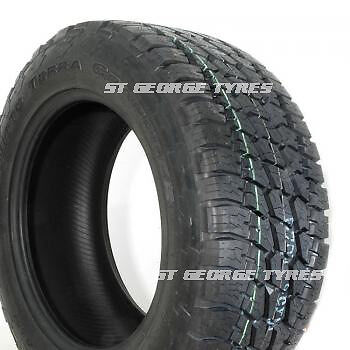 4 X 285-60-18 2856018 Nitto Terra Grappler Brand New All Terrain Tyres