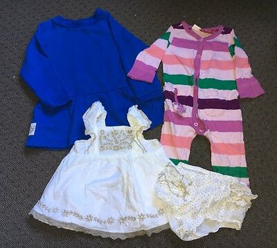 Baby Mixed Clothes Bonds Myer Size 00 and 0