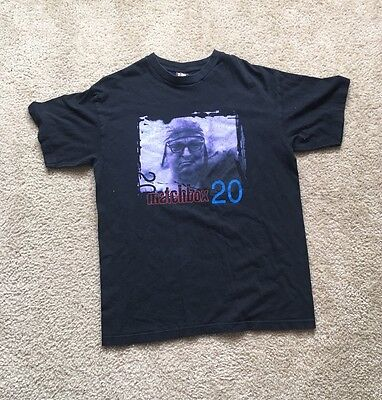 Vintage 90s 1997 Giant Matchbox 20 Yourself Or Someone Like You Tee Shirt Size L