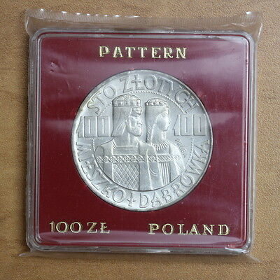 Poland – 1966 – 100 Zlotych – Proba - BEAUTIFUL -  #1063