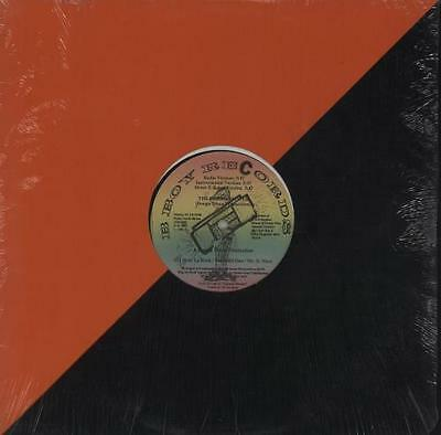 """Boogie Down Productions The Bridge Is Over 12"""" vinyl single record (Maxi) USA"""