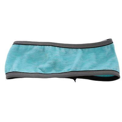 Ideology 9761 Womens Blue Fleece Heathered Headband Ear Warmers O/S BHFO