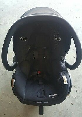 maxi cosi mico Ap Infant Carrier ISOfix Capsule In Black