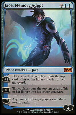 Jace Mill Deck - Blue MTG Magic the Gathering