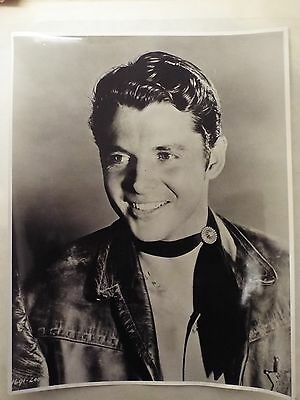 "1940`s - 1950`s Film Stars 8"" x 10"" Large Audie Murphy Photograph"