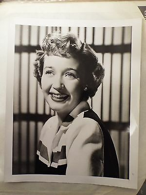 "1940`s - 1950`s Film Stars 8"" x 10"" Large Jane Powell Photograph"