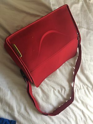 Mamas & Papas mylo Luxury Baby Changing  Bag Red