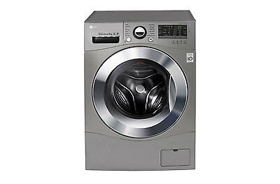 LG WD1409NPE 9kg Front Load Washer with 6 Motion Direct Drive & TurboClean™