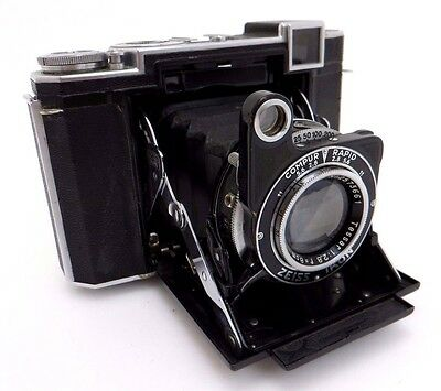 Zeiss Ikon Super Ikonta 532/16 #H11869 + Carl Zeiss Tessar 2,8/8 cm or034