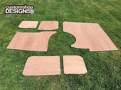VW Caddy 2004 - 2015 Van Interior Panels 3.6mm Ply Lining Trim Kit