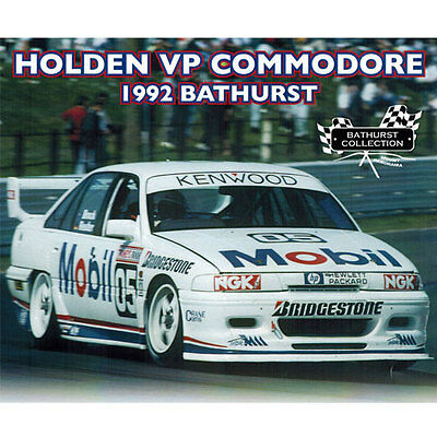 1992 Bathurst 1000 Holden Vp Commodore Peter Brock/m. Reuter 1:18 Scale 18589