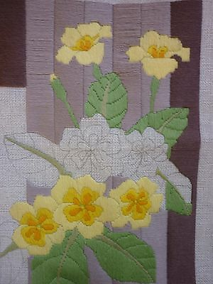 William Briggs British Designers Primroses Designer Tapestry Kit