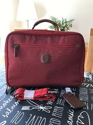 Brics Vanity Case Carry On Laptop Case Italian Milano. Bargain
