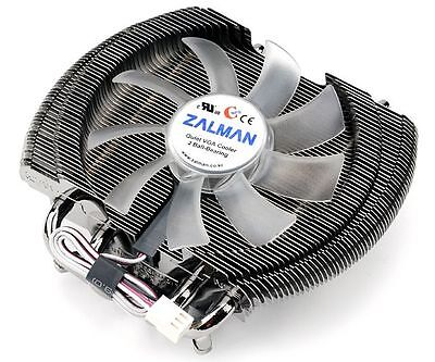 Zalman VF2000-LED Dual-Purpose Hybrid-Cooler VGA/CPU