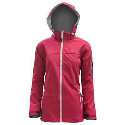 Women's ThermaTech Soft Outer Shell Jacket Advanced Fabric Technology