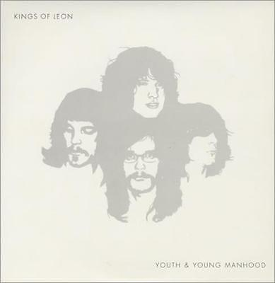 Kings Of Leon Youth & Young Manhood 2-LP vinyl record (Double Album) UK HMD26