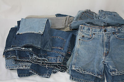 Boys Pre Worn Jeans Job Lot Age 5-6 Years £1.50 each