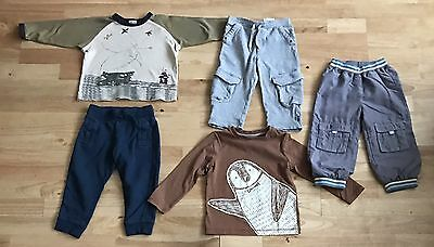 baby boys bundle age 18-24 months