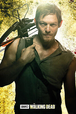 The Walking Dead Poster Daryl 61 x 91,5 cm
