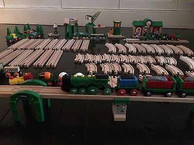 Brio Train Set & Accessories