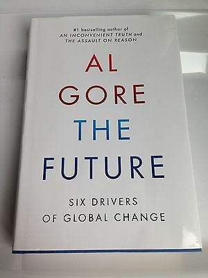 THE FUTURE by Al Gore, 1st Edition, 2013, **Signed, Hardcover